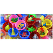 32mm mix style plastic toys assembled capsule toy for surprise egg
