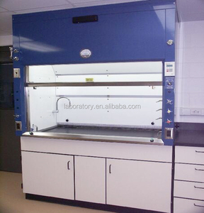 ISO CE certificated portable vertical laminar flow hood/clean bench