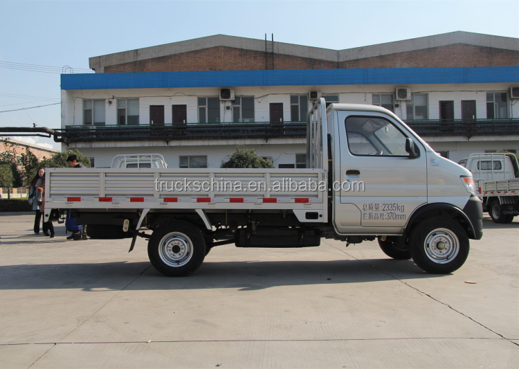 CHINA mini truck for Q20 of china trucks