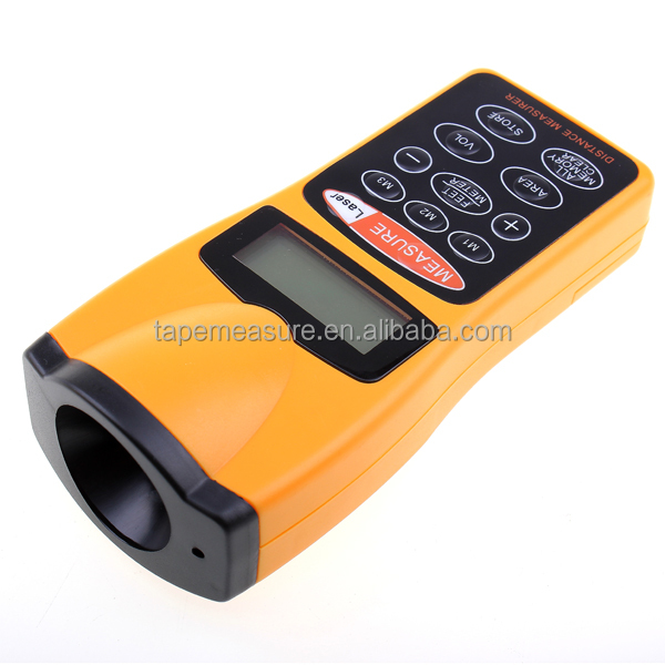 18Meter Outdoor Powerful Ultrasonic Precision Laser Electronic Distance Measuring For Engineering