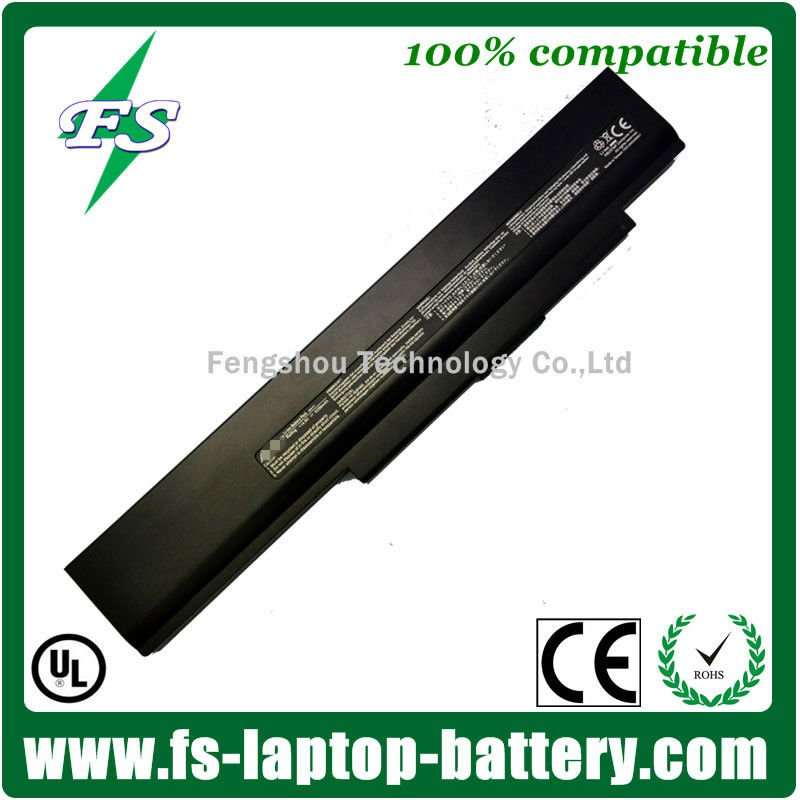 14.8V 8 cells orginal notebook battery A42-V1 for Asus V1S V1J VX2 VX2S V1Jp series