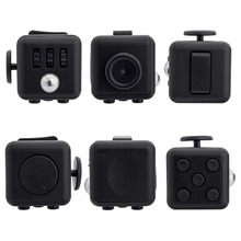 2017 various type fidget cube to release pressure funny educational toys