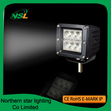 auto parts , LED working light apply cars offroad auto with 18w 6PCS *3W CREEs chip spot flood beam