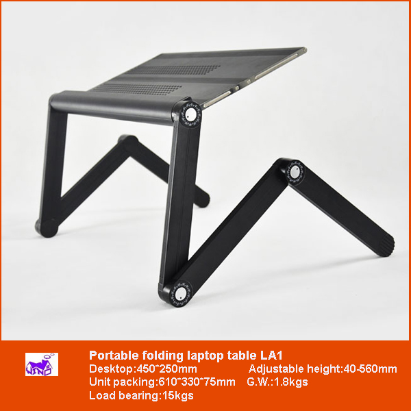 Universal Used Laptop Stand with Foldable Legs