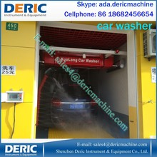 Automatic touchless car wash equipment prices with smart system