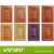 Foshan factory customized wooden kitchen cabinet door