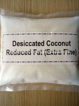 Reduced Fat Desiccated coconut (free of SO2)-grade: medium
