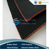 Fabric Lamination 6mm Black Neoprene Rubber Sheets-G