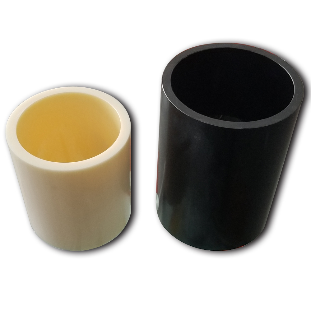 Shanghai ABS pipe plastic core tube protective film rolls core with high precision size