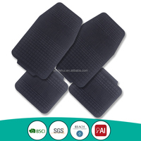 Full Set Pvc Car Floor Mats