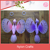 Nylon painting bird hanging decoration for baby bedroom
