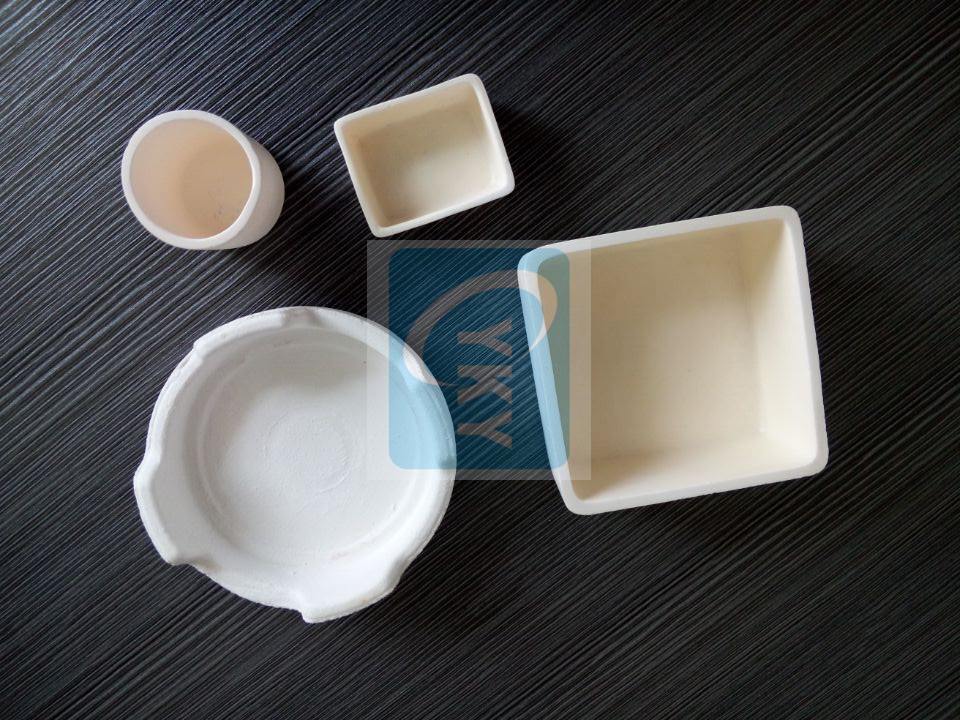 Porcelain Crucible for Dental Lab