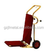 Hand Luggage Trolley Hotel Luggage Carts And Aluminum Hand Truck