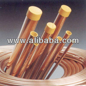 Copper Tube, Pipe and Fitting