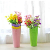 Stylish Design Iron Decoration Flower Vase