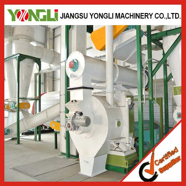 10 tons per hour large capacity pellet mill for wood/rice husk/sawdust