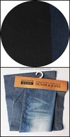 wholesale Cheap price organic cotton denim fabric