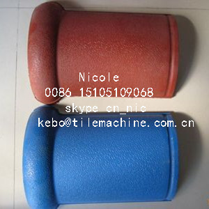 KB125C concrete roof tile making machine