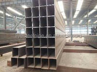 China Cold Rolled S275JR welded steel rectangular tube