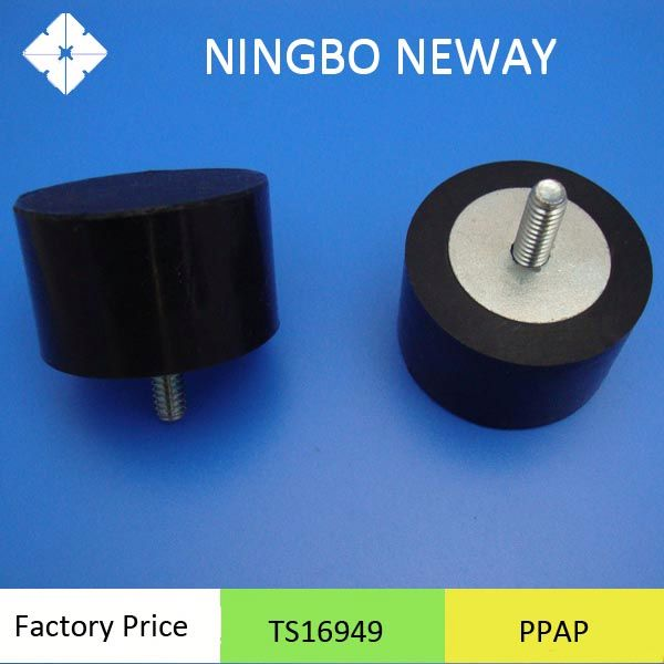 PPAP EPDM rubber bridge bearing