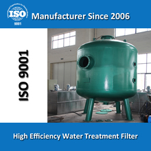 Fast Sand Filter Machine Industrial Filtering Equipment
