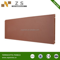 Light weight Wall divider water resistant Terracotta Panel