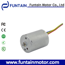 24V BLDC motor for micro pump,Beauty Apparatus, Intelligent Home Appliances.