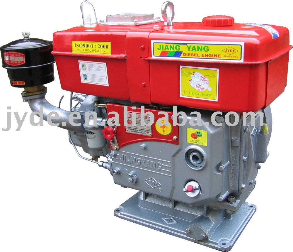 powerful and reliable ZH1125 engine diesel