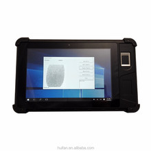 Alibaba Supplier Portable Android Fingerprint Tablet with NFC card and WIFI (FP08)