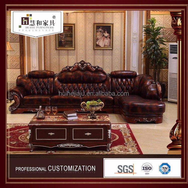 Factory Price Top Quality Italy Leather Sofa