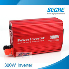 300W home and car use Modified sine wave DC-AC power inverter