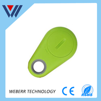 Black White Green Red bluetooth 4.0 low energy anti lost alarm