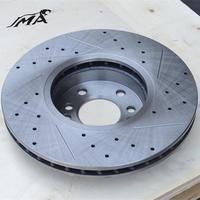 JMA For Toyota COROLLA brake disc rotor Factory Direct Sale to Trading Company Wholesaler with G3000 Standard TS16949 Certifica