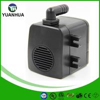 Plastic air cooler pump motor