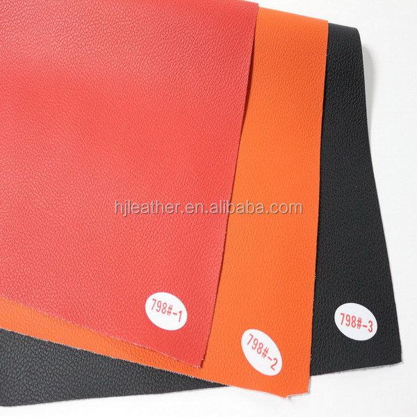 artificial leather for car seat cover PVC Synthetic Fabric
