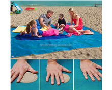 Sand Free Beach Mat Large Foldable Sand Free Beach Mat/Blanket Light Weight