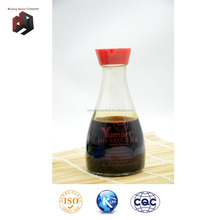 High Quality sushi soy sauce in bottle/dark soy sauce
