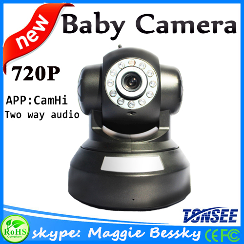 Security Systems Megapixel Cctv Camera Wifi IP Camera 720p Wireless Mini CCTV P2P Camera Baby Monitor