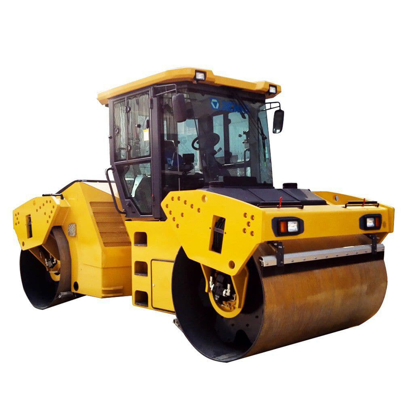 Brand New XCMG Road Construction machinery Double Drum Road Roller Price XD102