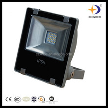 waterproof 20w slim led flood light