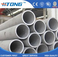 6 inch welded chimney flue pipe 201 stainless steel pipe