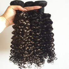 candy curl brazilian hair seamless clip in hair extensions