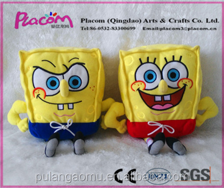 Special Cute High-Quality SpongeBob SquarePants Plush Toy for Kids Gifts&Home Decoration