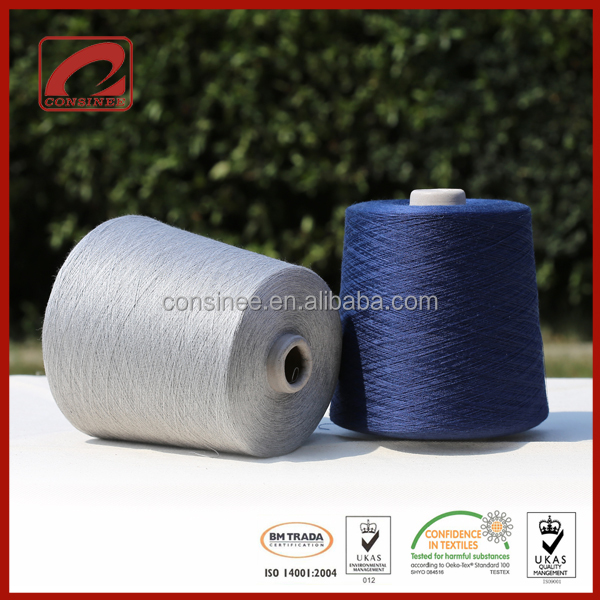 beautiful 2/48 55% silk 45% cashmere yarn premium cashmere yarn kashmir
