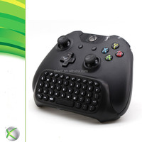 China market bluetooth chat keyboard for xbox professional accessories, Handle wireless bluetooth keyboard x video for xbox one