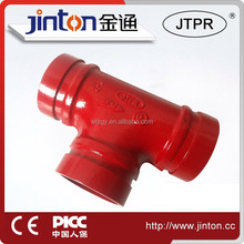 approved pipe fitting tools equal tee
