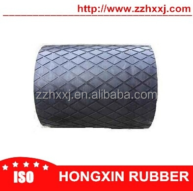 Insertion Rubber and Diamond Roller Lagging