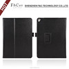excellent design hand-made luxury folio back stand smart cover for ipad 4 case for ipad air 3 9.7 inch