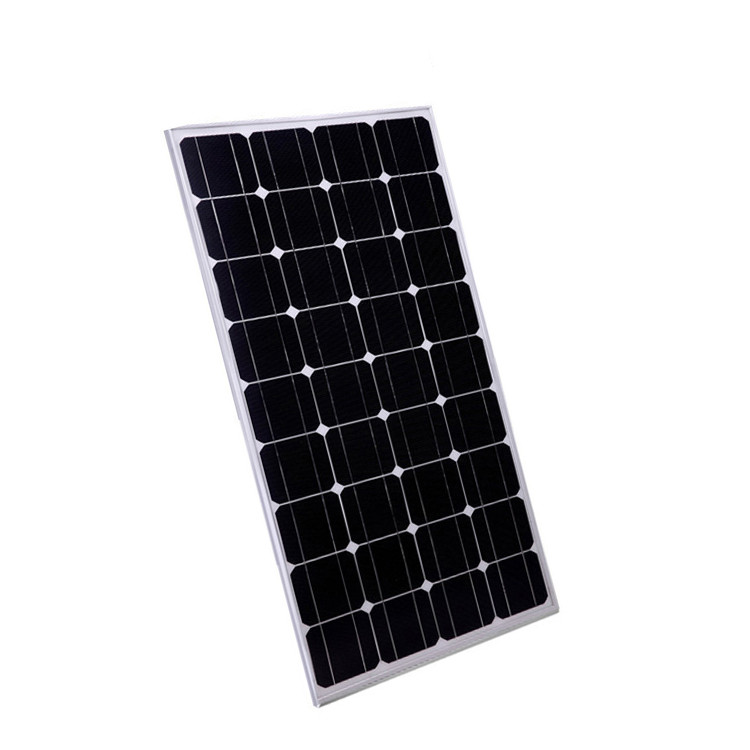 High transfer efficiency <strong>sun</strong> power 110w mono solar panel