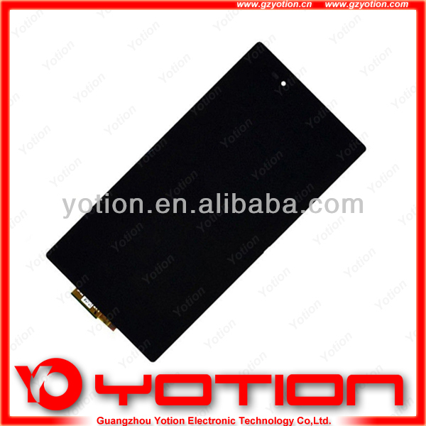 China wholesale for sony z ultra lte c6833 lcd digitizer as
